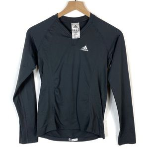 Adidas Supernova Long Sleeve Black Top